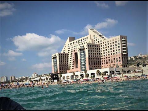 Luxurious Beach Apartment, Haifa, Israel