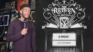 Logic - THE RETURN REACTION/REVIEW