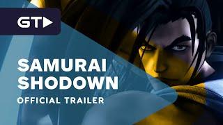Samurai Shodown - Nintendo Switch Release Window Announcement Trailer