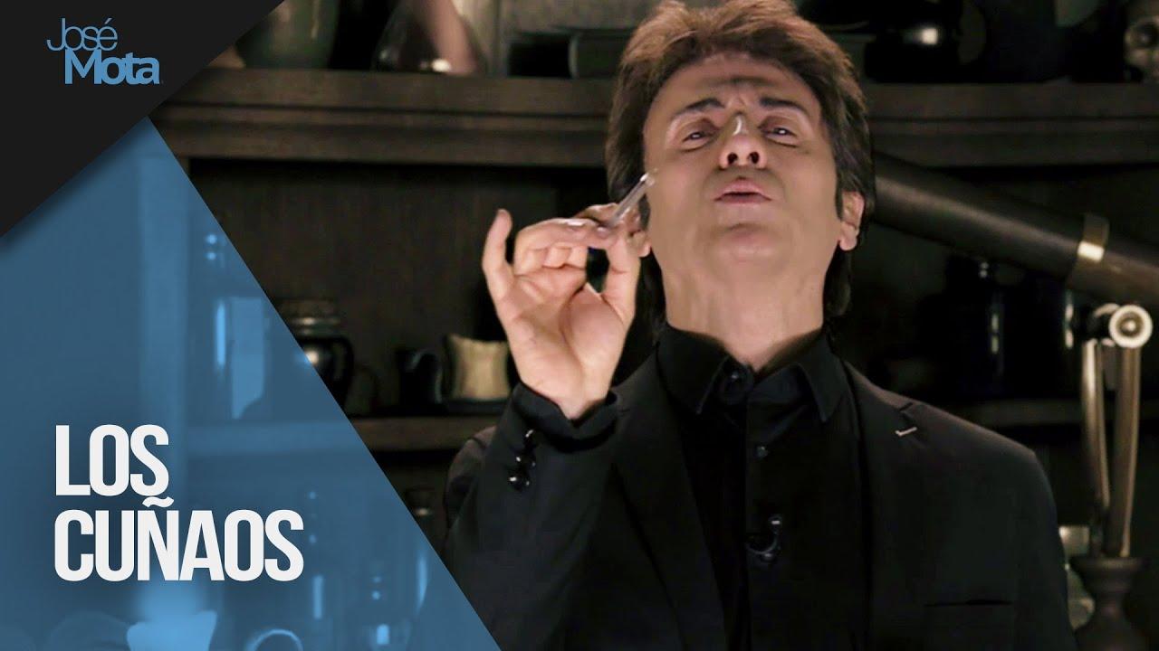 Cuentos asombrosos: los Cuñaos | José Mota presenta... - YouTube