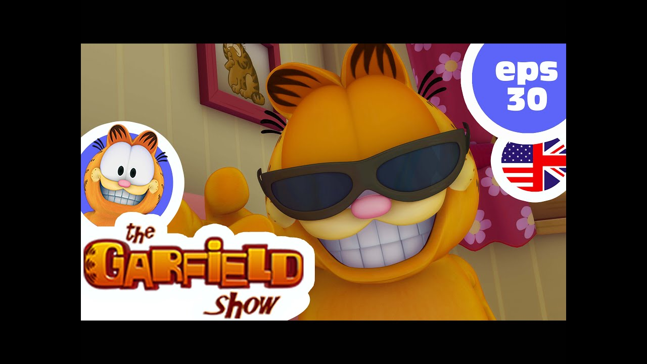 The Garfield Show Ep30 Time Twist Youtube