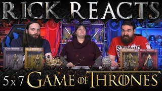 """RICK REACTS: Game of Thrones 5x7 """"The Gift"""""""