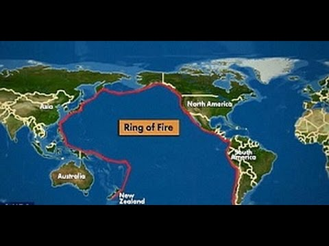 HUGE Ring Of Fire Earthquake & Tsunami Strikes New Zealand. Experts Say U.S. West Coast Is NEXT!