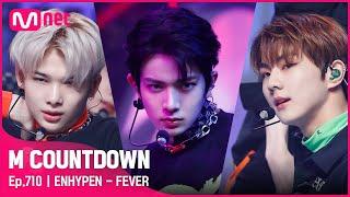 Download lagu [ENHYPEN - FEVER] KPOP TV Show | #엠카운트다운 | Mnet 210520 방송