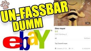 UN-FASSBAR DUMM! | Ebay Kleinanzeigen Fails