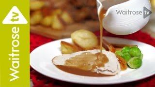 Turkey Gravy - Waitrose