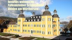 Luxuriös wohnen im Falkensteiner Schlosshotel Velden am Wörthersee