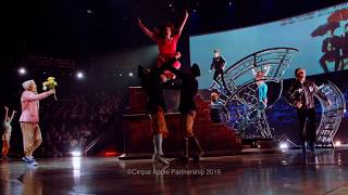 "Video Acrobatic choreographies for the Beatles ""Love"" by Cirque du Soleil download MP3, 3GP, MP4, WEBM, AVI, FLV Juli 2018"