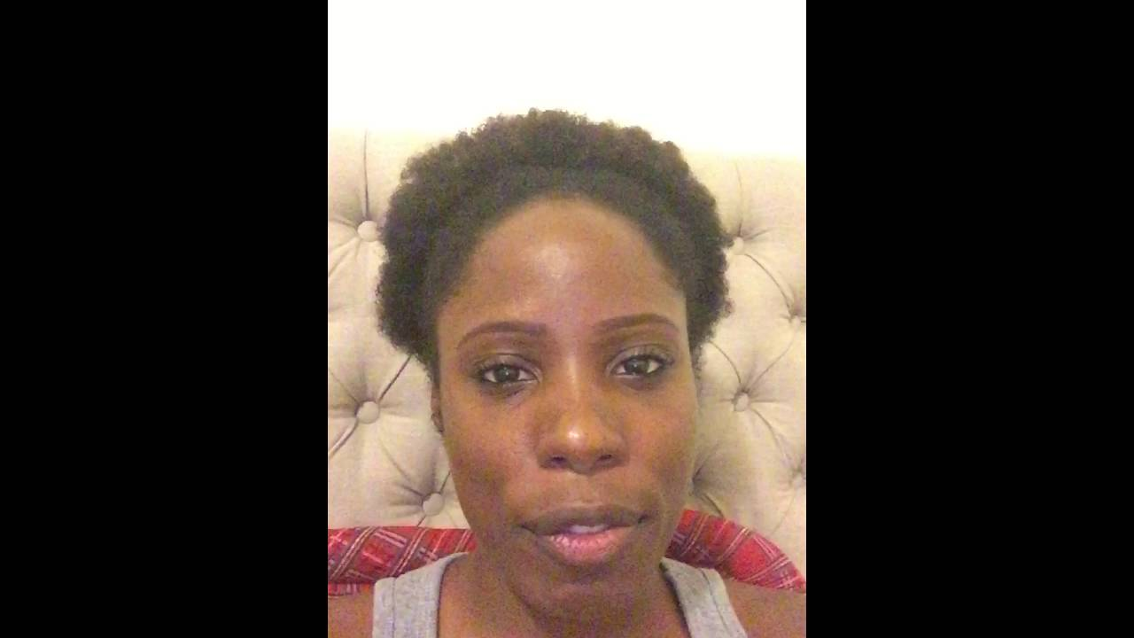 Kenya Moore Hair Care Does It Work Youtube
