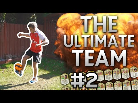FIFA 16 - BIN TRICKSHOTS | The Ultimate Team #2