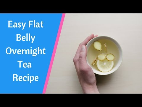 easy-flat-belly-overnight-tea-recipe-flat-belly-tea---detox-drink