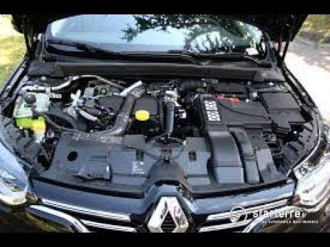 moteur renault megane 4 1 5 dci 110 cv youtube