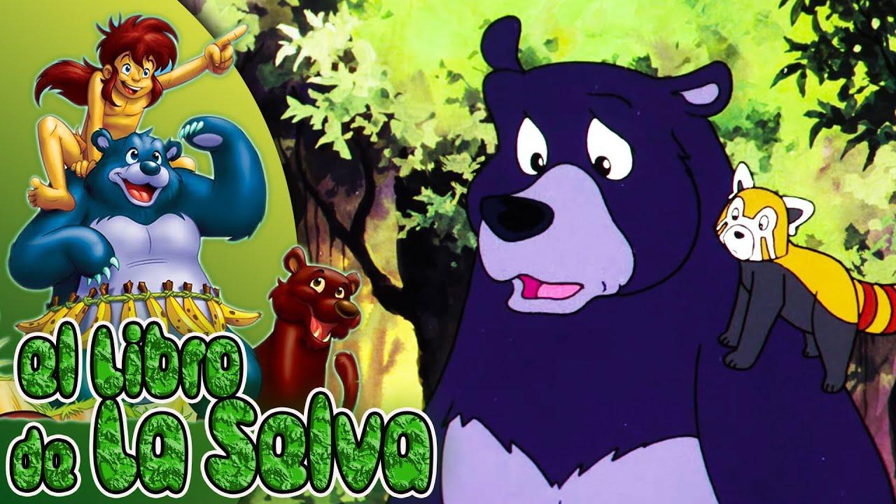 EL LIBRO DE LA SELVA dibujos animados infantiles | Las Aventuras de Mowgli | EP. 33