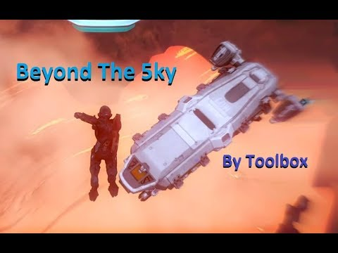 Beyond The 5ky - A Halo 5 Campaign Tricking/Variety Video