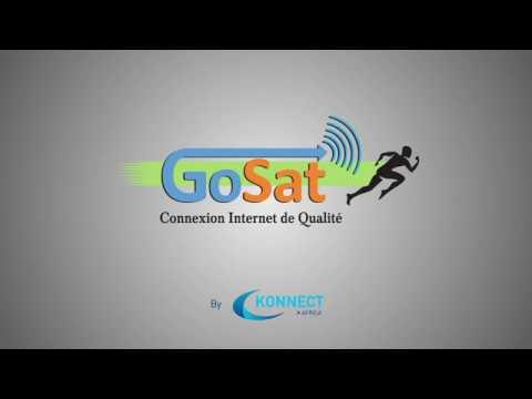 GoSat au Cameroun - Internet de Qualité partout et pour tous
