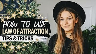 One of Annie Tarasova's most viewed videos: HOW TO USE THE LAW OF ATTRACTION