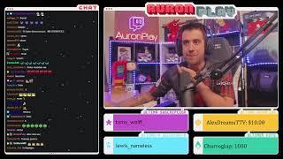 AURON CACHONDO POR VIDEOS DE DROSS (Ahhhh!)