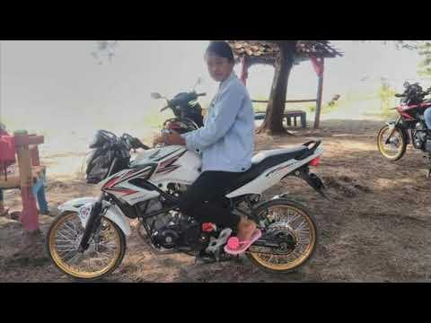 Modifikasi Honda CB150R VELG JARI JARI