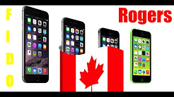 Factory Unlock Rogers / Fido Apple iPhone 4 4S 5 5C 6 6 Plus - Cheap - Permanent - iTunes - IMEI