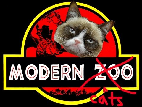 GRUMPY CAT ZOO!  Budget $200, and cat memes, all in one!