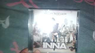 Inna - I Am The Club Rocker UNBOXING CD