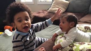 Devale and Khadeen are outgrowing their New York apartment but can'...