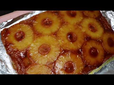 gâteau-ananas-antillais