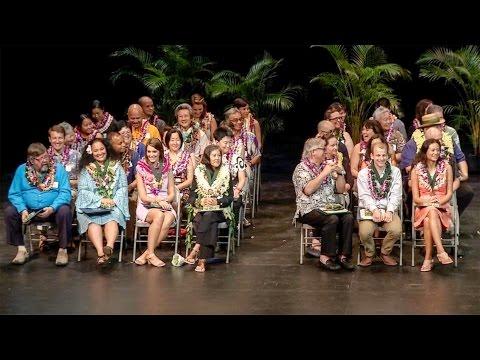 UH Mānoa Awards Ceremony - 2016