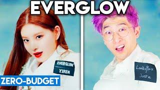 K-POP WITH ZERO BUDGET! (EVERGLOW - Adios)