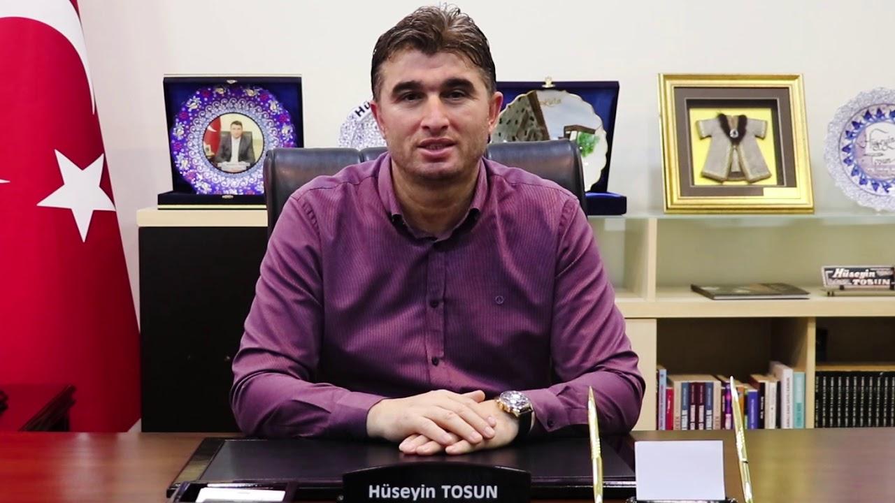 Kula Belediye Başkanı Hüseyğin Tosun'un Ramazan Bayramı Mesajı