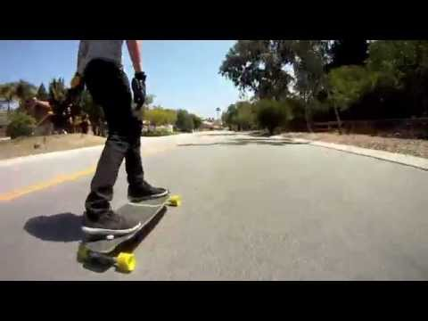 Longboarding: Saturday In Nellie Gail