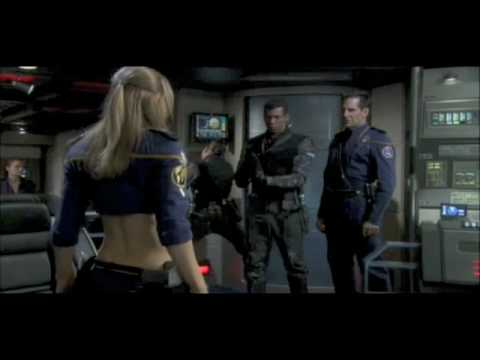 T'Pol vs Seven Of Nine