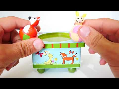 Play doh Music Box Shimmer and Shine Paw Patrol lets play