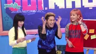 Lớp Học Vui Nhộn 45   Chi Pu, Khởi My, Lilly Luta   Fullshow [Game Show]