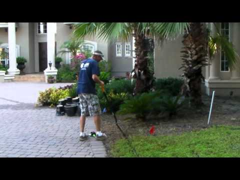 Professional Landscape Lighting Installation Jacksonville Florida