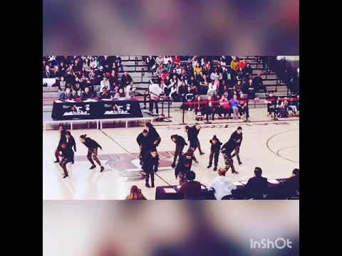 Roy Romer Middle School Winter 2018 Dance Competition