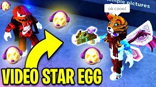 GIVING OUT VIDEO STAR EGG! | Roblox Egg Hunt 2019 LIVE STREAM ANNOUNCEMENT | Video Star Egg Launcher