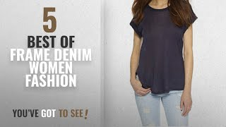 Frame Denim Women Fashion [2018 Best Sellers]: Frame Denim Women
