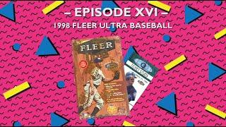 90s Wax: 1998 Fleer Ultra Baseball Series II Box Break