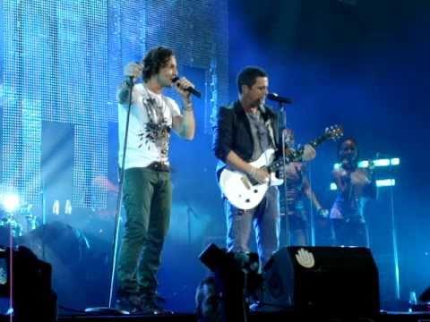 Nuestro amor será leyenda - Alejandro Sanz y David Bisbal