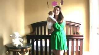 Margaux And May Bamboo Mattress Protector: How To Setup A Baby Crib