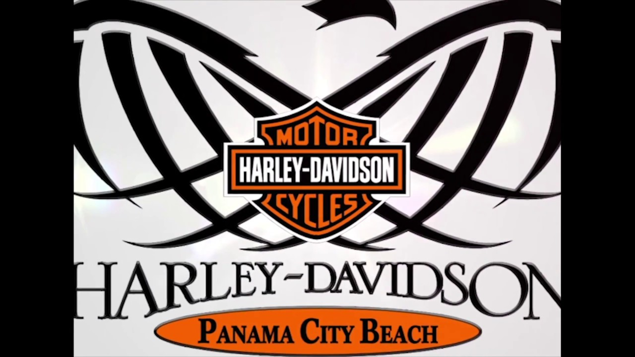 Harley Davidson Motorcycle Rentals In Panama City Beach Florida