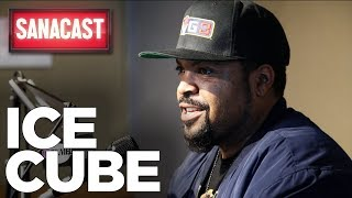 Ice Cube reacts to Drake Pusha T Beef + New Friday Movie!