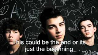 Jonas Brothers - 6 Minutes  It's About Time  Lyrics On Screen