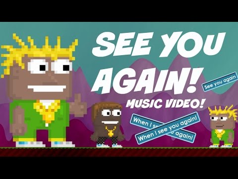 Growtopia - See you again (music video)