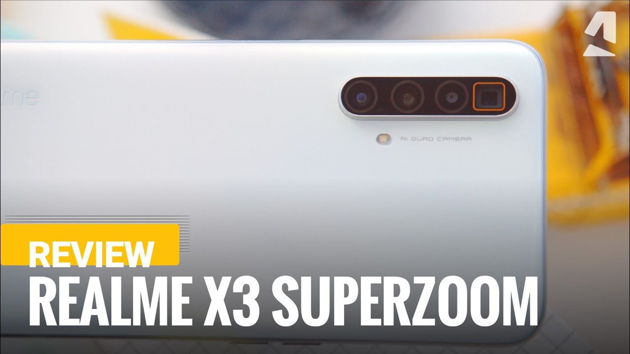 Realme X3 Superzoom Review Youtube