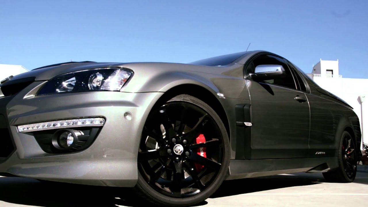 Cable Car Black And White Wallpaper Walkinshaw Performance Hsv Maloo For Sale Youtube