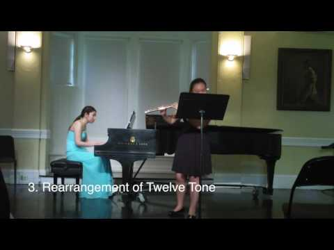 Short Pieces for Flute & Piano - SiHyun Uhm