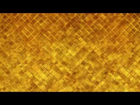 Gold Background Video Effects HD