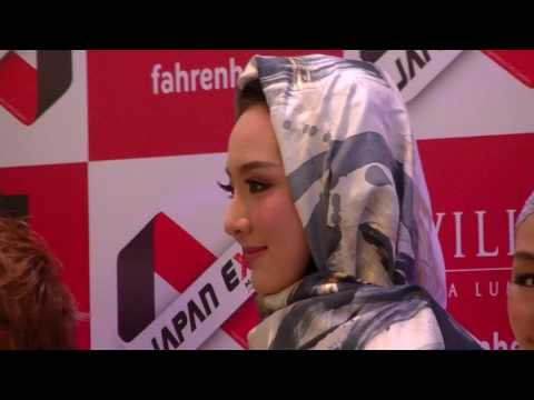 Day 2, Japan Expo Malaysia, A Cam, FullVideo Part 1/6, 30 July 2017